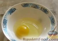 Фото приготовления рецепта: Яблоки в кляре - шаг №4