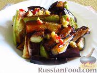 Фото к рецепту: Жареные овощи по-азиатски