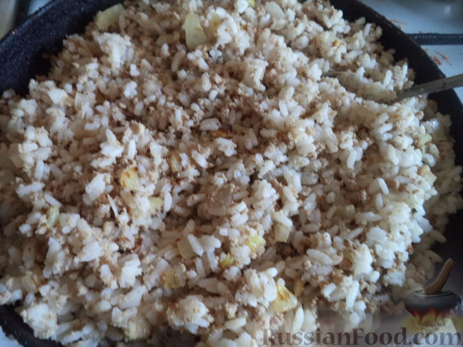 кабачок фаршированный мясом и рисом рецепт с фото