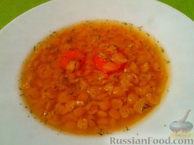 сколько варить горох в супе без замачивания колотый