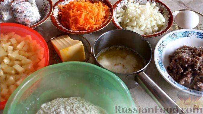 суп с клецками рецепт приготовления пошаговый и