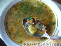Рецепт супа из мякоти говядины