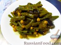 Фото к рецепту: Овощное карри