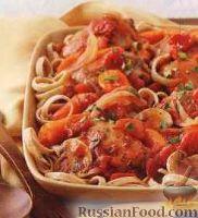 Фото к рецепту: Курица с овощами (в медленноварке)