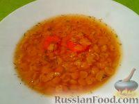 Фото к рецепту: Суп из колотого гороха