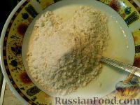 Фото приготовления рецепта: Тесто на молоке: - шаг №3