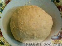 Фото приготовления рецепта: Тесто на молоке: - шаг №4
