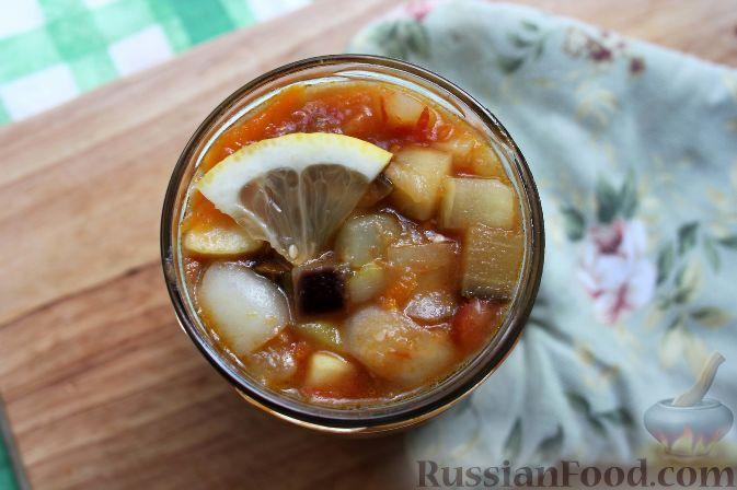 Баклажаны на зиму - russianfood.com