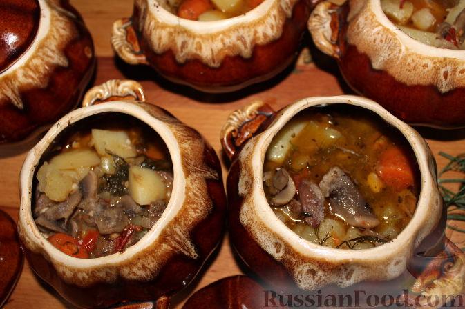 Фото приготовления рецепта: Кисель из кураги - шаг №8