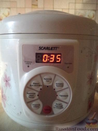 Фото приготовления рецепта: Салат из фасоли с соленым огурцом - шаг №2