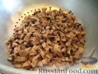 Фото приготовления рецепта: Салат из говяжьей печени - шаг №9
