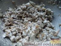 Фото приготовления рецепта: Салат из говяжьей печени - шаг №11