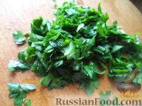 Фото приготовления рецепта: Салат из говяжьей печени - шаг №12