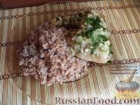 Фото к рецепту: Курочка с гречкой
