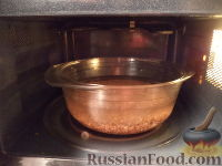 Фото приготовления рецепта: Курочка с гречкой - шаг №4