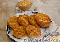 Фото к рецепту: Картофельные биточки