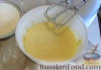 Фото приготовления рецепта: Манник на кефире (без муки) - шаг №2