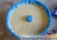 Фото приготовления рецепта: Манник на кефире (без муки) - шаг №6