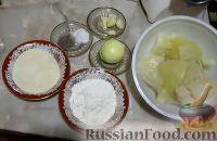 Фото приготовления рецепта: Капустные котлеты (без яиц) - шаг №1