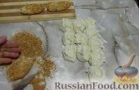 Фото приготовления рецепта: Капустные котлеты (без яиц) - шаг №6