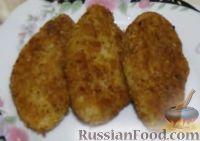 Фото приготовления рецепта: Капустные котлеты (без яиц) - шаг №9