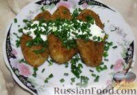 Фото приготовления рецепта: Капустные котлеты (без яиц) - шаг №10