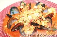 Фото к рецепту: Рыбный суп буйабес