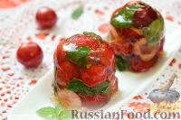 Фото к рецепту: Десерт c черешней