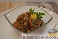 Фото к рецепту: Баклажанная икра (в духовке)