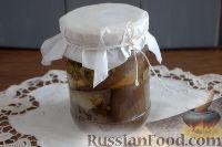 Фото к рецепту: Баклажаны, запеченные в мультиварке (на зиму)