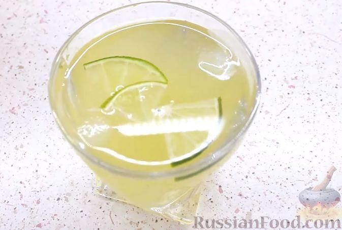 Лимонад в домашних условиях из лимона рецепт