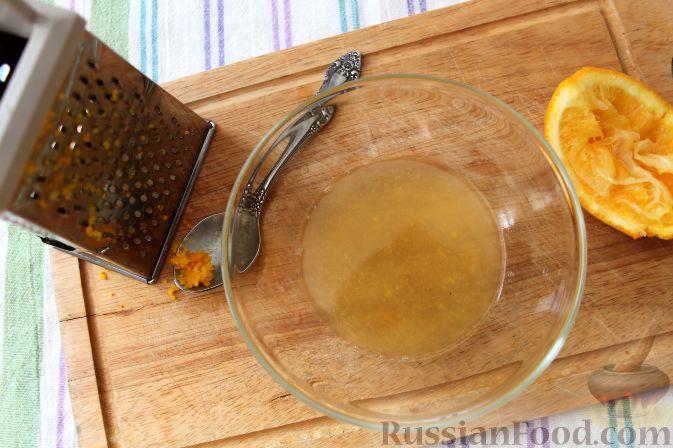Фото приготовления рецепта: Гарнир из яблок и брусники (к мясу) - шаг №6