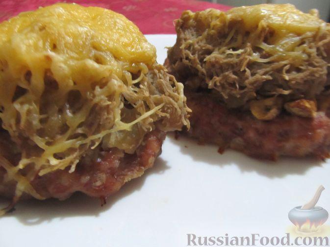 Рецепт треска в духовке с грибами и сыром в духовке