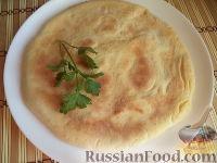 Фото к рецепту: Хачапури на молоке