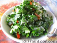 Фото приготовления рецепта: Соус Чимичурри (Chimichurri) - шаг №5