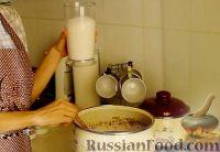 Фото приготовления рецепта: Крем-суп из шампиньонов - шаг №9