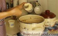 Фото приготовления рецепта: Крем-суп из шампиньонов - шаг №10