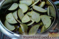Фото приготовления рецепта: Аджапсандали - шаг №2