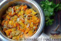 Фото приготовления рецепта: Аджапсандали - шаг №9