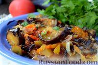 Фото приготовления рецепта: Аджапсандали - шаг №15