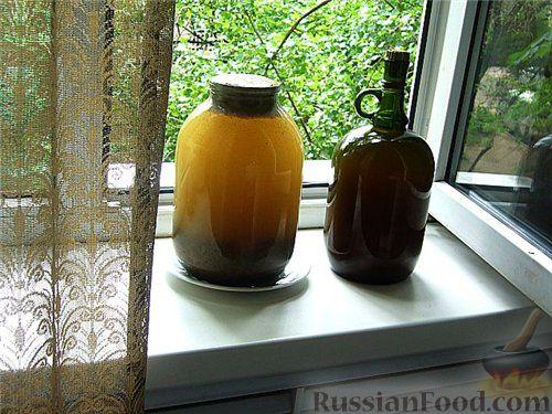 Рецепт Домашний квас