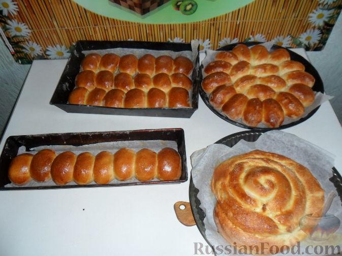 Рецепт Сдобные пирожки с вишней
