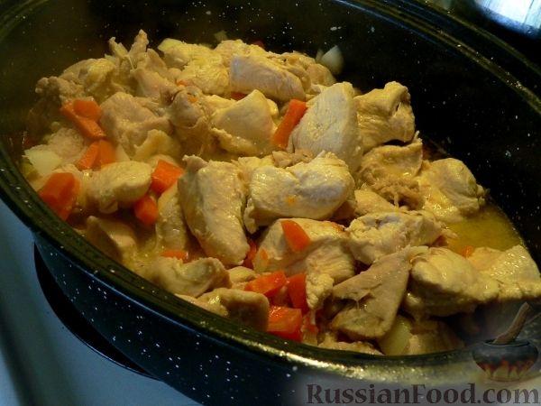 Рецепты приготовления из курицы