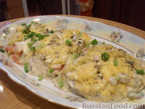 Рецепт Гратен из кабачков