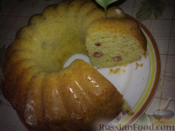 Фото приготовления рецепта: Сметанные лепёшки из дрожжевого теста (в духовке) - шаг №3