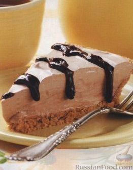 Рецепт Кофейный торт-мороженое