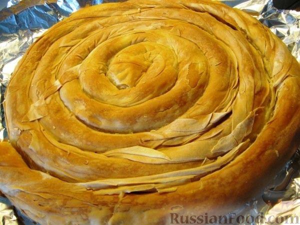 сыром с рецепт бурек Турецкий