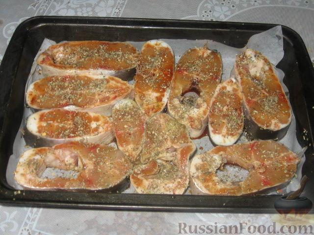 как приготовить тунца стейк вкусно в духовке