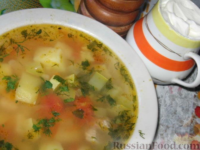 Рецепт супов картофельный