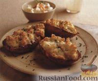 Фото к рецепту: Шикарный печеный картофель